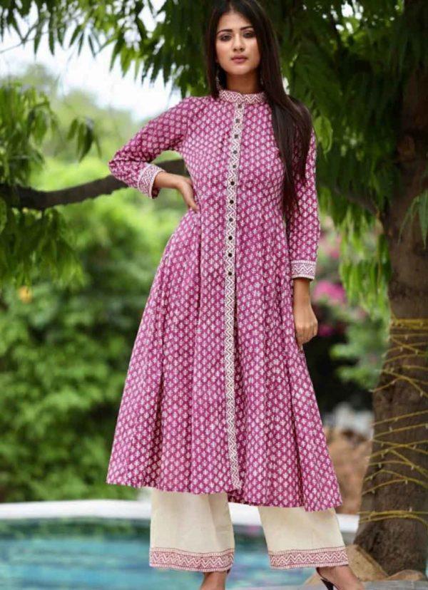 matrrail cotton pink